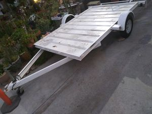 10f by 6f utility trailer for Sale in Riverside, CA