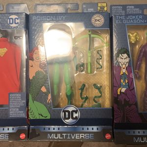 DC Multiverse Mattel Lot for Sale in Orting, WA