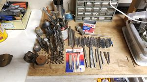 Drill Bits Chisels Punches ect for Sale in Gresham, OR