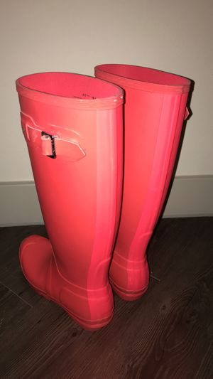 Hunter Rain Boots for Sale in Dallas, TX
