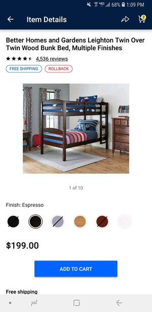 Bunkbed and loft bed for Sale in Cleveland, OH