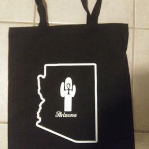 Inspire Cacti. Arizona Tote Bag for Sale in Mesa, AZ