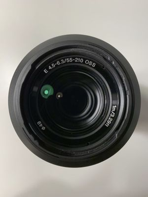 Sony Lens for Sale in Red Oak, TX