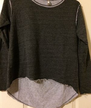 Open back women's sweater size small for Sale in South El Monte, CA