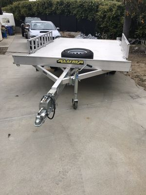 Aluma trailer for Sale in San Marcos, CA