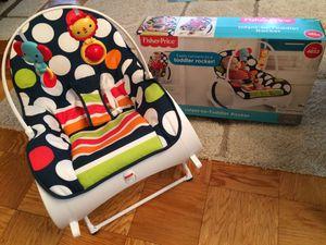 Fisher-Price Infant to Toddler Rocker for Sale in Alexandria, VA