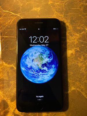iPhone 7 Plus 128GB (Sprint network, not unlocked) for Sale in Oxon Hill, MD