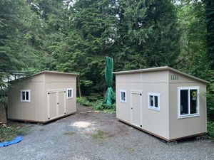 Shed for Sale in Sumner, WA