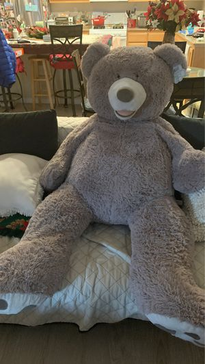 "53"" Plush Teddy Bear/HugFun for Sale in Fairfield, CA"