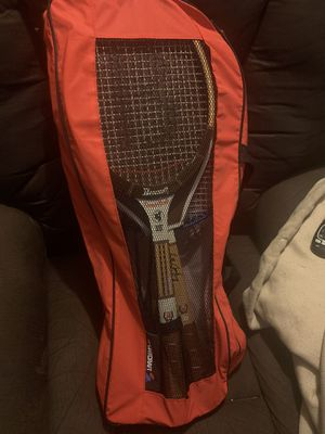 Tennis/badminton racket set for Sale in Gladys, VA