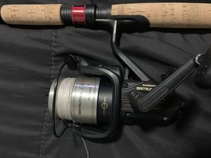 Shimano Baitrunner 3500 Fishing Reel and Rod Combo for Sale in Tampa, FL