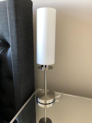 Table lamp (cylindrical) -in Reston VA for Sale in Reston, VA