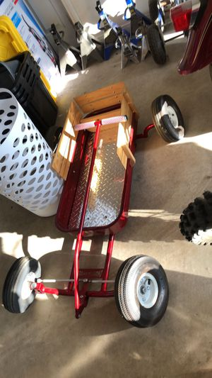 Custom wagon. Candy powder coat. for Sale in Lakeside, CA