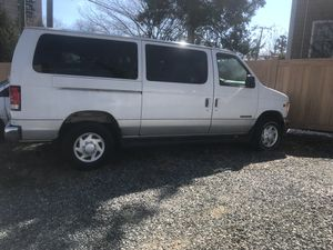 1999 Ford Wagon E-350 super XL for Sale in Alexandria, VA