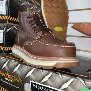Zapato De Trabajo Marca Patrón Desde $65 for Sale in Santa Ana, CA