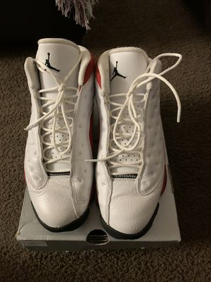 Jordan 13 cherry SZ 9 OG ALL 125$ FIRM NO TRADES AT ALL for Sale in Orlando, FL