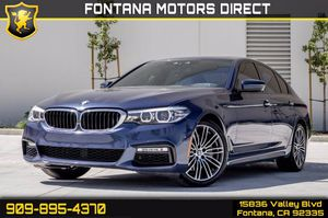 2017 BMW 5 Series for Sale in Fontana, CA