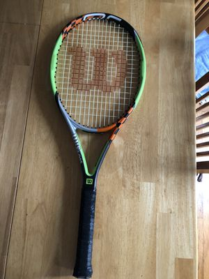 Wilson PS TORCH Tennis 🎾 Racket for Sale in Bolingbrook, IL