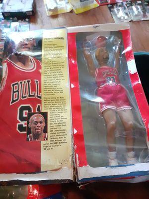 Dennis Rodman doll for Sale in Chicago, IL