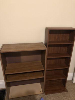 Bookshelves x2 for Sale in Lexington, KY