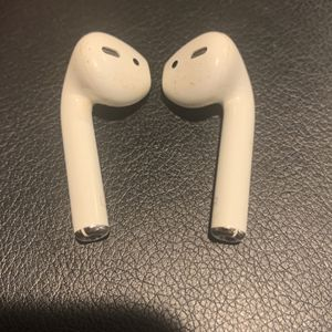 iPhone Wireless Earbuds Barely Used (Buds Only No Charger Case) for Sale in Winthrop, MA