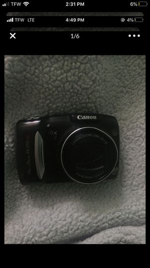Canon camera for Sale in Holland, MI