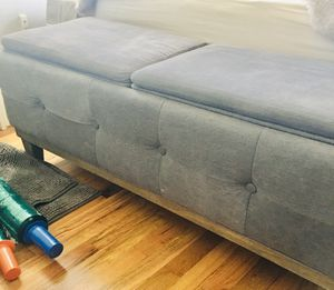 Elegant Bedroom Storage Ottoman for Sale in Denver, CO