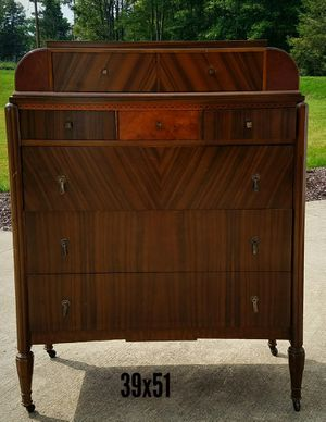 Antique dresser Marvel furniture company Jamestown Ny 1903 for Sale in Columbia Station, OH
