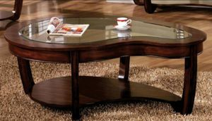 Dark Cherry Coffee Table for Sale in Chino, CA