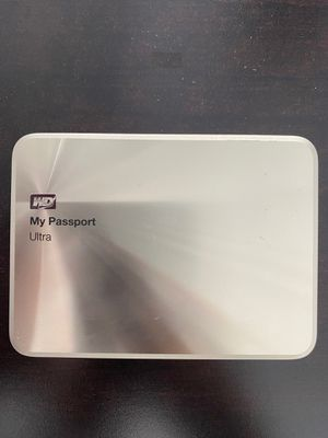 My Passport Ultra 2 Tb for Sale in Los Angeles, CA