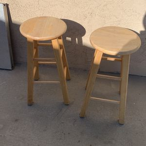 Wooden Stool Seat for Sale in Oakland, CA