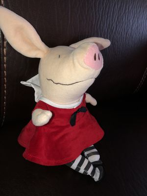 Olivia the Pig Stuffed Animal for Sale in Lakeside, CA