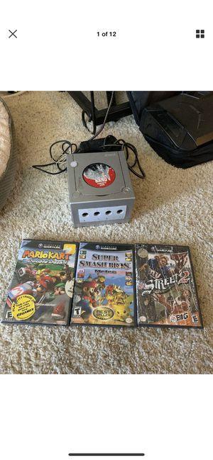 Nintendo GameCube bundle. Smash bros melee, double dash, s for Sale in Columbus, OH