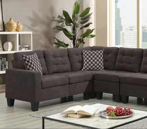 🎀 SAME DAY DELIVERY 🎀   BRAND NEW 😍 Magic Sectional Sofa.. FINANCE AVAILABLE for Sale in Houston, TX