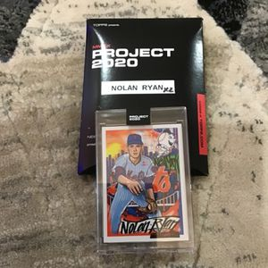 Nolan Ryan Baseball Card for Sale in Indian Trail, NC