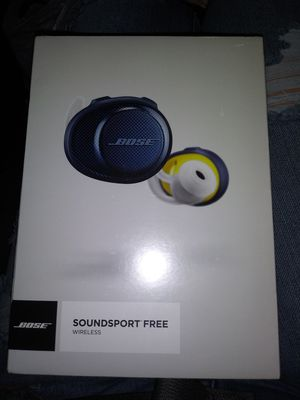 BOSE earbuds BRAND NEW for Sale in New Braunfels, TX