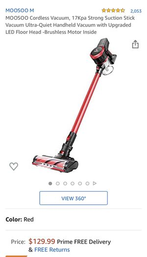 brand new cordless vacuum for Sale in Lorain, OH