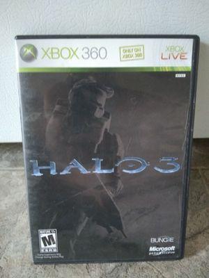Halo 3 Xbox 360 for Sale in Fresno, CA