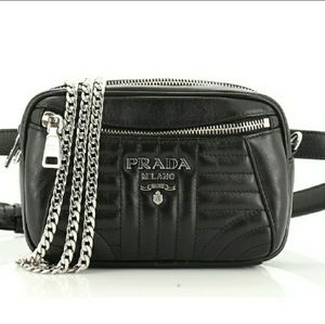 Prada Convertible Waist Belt Diagramme Bag for Sale in Chicago, IL