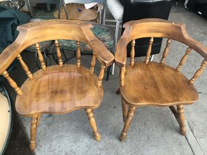 Two antique chairs for Sale in Phoenix, AZ