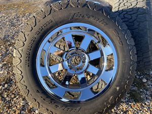 Rimes and tires for sale for Sale in Manor, TX