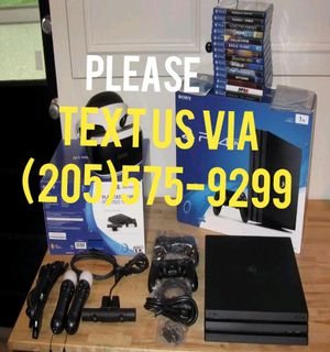 PlayStation 4 Pro consoles available for sale! for Sale in Salt Lake City, UT