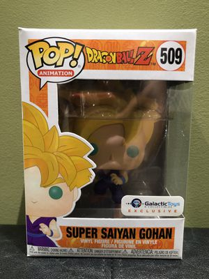 Dragon Ball Z SSJ Gohan Funko Pop for Sale in Bethlehem, PA