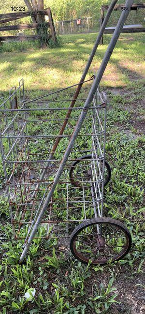 Cart for easy transportation (foldable) for Sale in Bradenton, FL