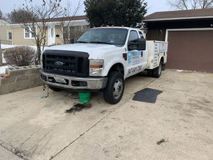2008 Ford F450 Diesel Service Body Truck for Sale in Algonquin, IL