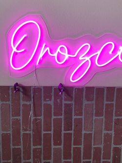 Hand made custom neon sign , wedding sign, event supply, room decorations, gifts. Bride Party,Birthday party business Channel Letters for Sale in Miami,  FL