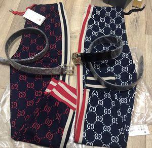 Gucci sweatpants size S - XL for Sale in Atlanta, GA