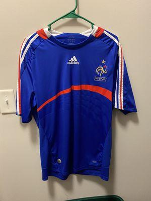 2008 France Adidas Jersey for Sale in Atlanta, GA