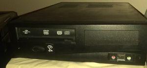 PC Computer Desktop 2.6ghz dual core 4gb ram ati radeon 1gb pcie graphics card linux wifi card for Sale in Tucson, AZ