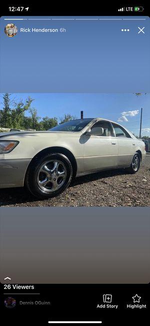 Lexus ES 300 $2500 for Sale in Alexandria, VA